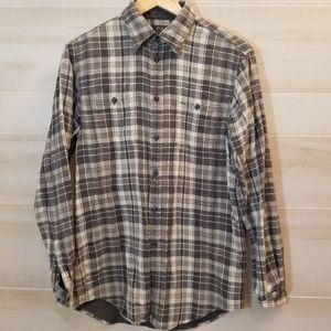{M} Ralph Lauren Polo Relaxed Fit Plaid Shirt